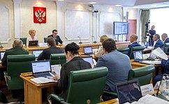 Н. Федоров: Предстоит обеспечить эффективную законодательную поддержку резкого ускорения темпов жилищного строительства