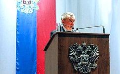 Кубанское казачество активно развивается, сохраняя преемственность поколений— В.Бекетов