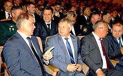 С. Михайлов принял участие винаугурации губернатора Забайкальского края