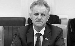 Соболезнование Председателя СФ В.Матвиенко всвязи скончиной А.Волкова
