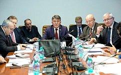 ВСовете Федерации обсуждались вопросы нормативно-правового регулирования всфере регистрации автотранспортных средств