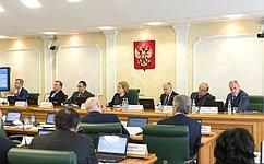 Совет Федерации уже приступил кпрактической реализации Послания Президента Федеральному Собранию— В.Матвиенко