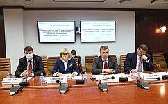 Ситуацию сводоснабжением Крыма иСевастополя рассмотрели вСовете Федерации
