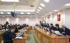 В.Матвиенко: УСовета Федерации иПравительства России сложилось открытое, динамичное имногоплановое сотрудничество