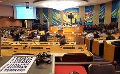 О.Мельниченко принял участие взаседании Комитета помониторингу Конгресса местных ирегиональных властей Совета Европы