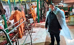 Д. Гусев: УНенецкого автономного округа хороший потенциал для развития экспорта продукции оленеводства
