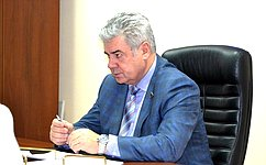 В. Бондарев: Школьники все активнее принимают участие впатриотической работе