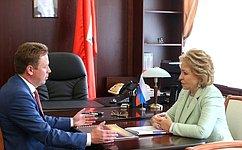 УСевастополя есть резервы для развития ибольшой потенциал, который надо реализовывать— В.Матвиенко