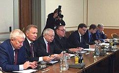 К. Косачев: ВРоссии видят много возможностей для формирования согласительной повестки диалога сЕвропой