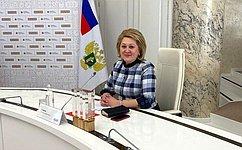 Тема региональных брендов находится вцентре внимания Совета Федерации– Л.Гумерова