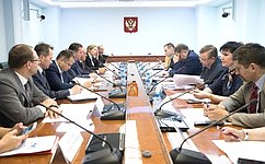 ВСФ прошло совещание поподготовке Совета повопросам агропромышленного комплекса иприродопользования