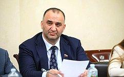М. Ахмадов: Проработка вопроса оклассификации малых средств размещения важна для обеспечения безопасности отдыхающих