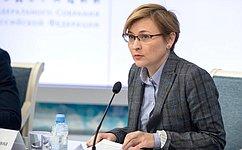 Л.Бокова: Совет Федерации неоднократно выступал инициатором предложений поадаптации иинтеграции иностранных граждан