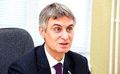 С. Фабричный переизбран напост руководителя регионального отделения Ассоциации юристов России