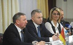 И. Каграманян: ВЯрославле состоялось обсуждение предложенных Президентом России поправок вКонституцию