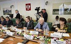 Комитет общественной поддержки жителей Юго-Востока Украины обсудил гуманитарную ситуацию наэтих территориях