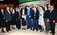 Сенаторы приняли участие в36-й сессии Конгресса местных ирегиональных властей Совета Европы