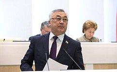 Сенаторы уточнили полномочия органов исполнительной власти субъектов РФ вобласти мобилизационной подготовки имобилизации