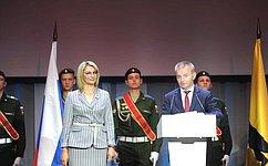 Активная позиция Ярославской областной Думы создает условия динамичного поступательного развития региона— И.Каграманян