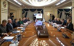 Россия заинтересована впоступательном развитии добрососедских отношений сФинляндией— В.Матвиенко