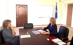Н. Косихина: Вопросы содержания иразвития студенческих городков вцентре внимания профильного Комитета СФ