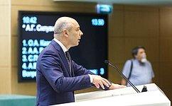 А.Силуанов: Следующая «бюджетная трехлетка» будет сложной