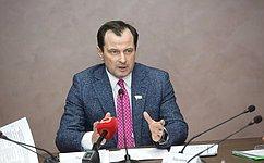 Ю. Федоров врамках работы вУдмуртской Республике принял участие всессии городской думы Ижевска