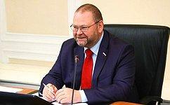 О. Мельниченко: Рассмотренные нами изменения взаконодательство повысят вовлеченность граждан врешение вопросов местного значения