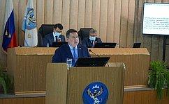В. Полетаев: Правительству Республики Алтай удалось найти баланс между первоочередными задачами истратегической линией развития
