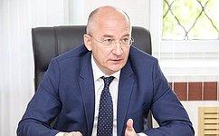 Развитие социальной сферы напрямую зависит отэкономического роста— О.Цепкин