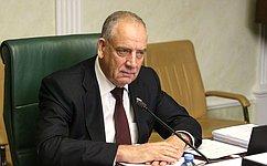 С. Митин: Вопрос обеспечения населения России качественной ибезопасной питьевой водой имеет особое государственное значение