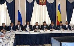 Реформа контрольно-надзорной деятельности создаст условия для развития экономики регионов— В.Тимченко