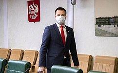 А. Пронюшкин: Владимирская область наращивает производство средств индивидуальной защиты
