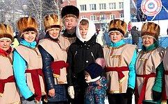 Т. Гигель: Массовые народные праздники выступают вкачестве связующего звена нашей культурной идентичности
