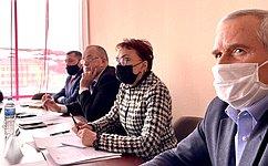 Т. Кусайко: Необходимо принимать все меры для повышения доступности медицинской помощи вЗАТО