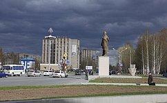 И. Чернышев посетил северные районы Томской области