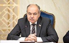И.Умаханов: Формирование благоприятной среды для быстрого внедрения новых разработок необходимо ускорить
