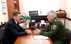 А.Шевченко: «Юнармия» дает молодежи правильные нравственные ориентиры ивозможность проявить себя вобщественной работе
