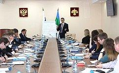 Палата молодых депутатов Республики Коми станет партнером регионального Государственного Совета— Д.Шатохин