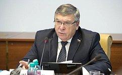 ВКомитете СФ посоциальной политике обсудили актуальные вопросы стимулирования рождаемости вТамбовской области