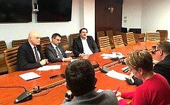 Д. Шатохин: Россия обладает большим потенциалом для развития въездного медицинского туризма