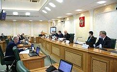Профильный Комитет СФ поддержал изменения взакон огарантиях Президенту РФ, прекратившему исполнение своих полномочий