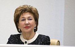 Г. Карелова: Временная комиссия провела полный мониторинг федерального ирегионального законодательства, регулирующего сферу НХП