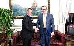 Н.Федоров: Чили остается одним изтрадиционных иведущих партнеров России вЛатинской Америке