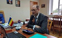 В. Лакунин: Необходимо поэтапно ипредельно осторожно снимать ограничения наполноценную работу субъектов МСП