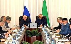 Народное обсуждение обновления Конституции РФ имеет для Чеченской Республики историческое значение— М.Ахмадов