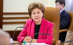 Г. Карелова: Сохранение доходов граждан— важнейшая задача вусловиях новых вызовов