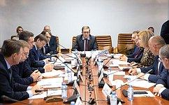 ВСовете Федерации рассмотрели вопросы обновления судов рыбопромыслового флота