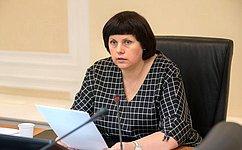 Е. Афанасьева: Российские регионы активно помогают Республике Крым