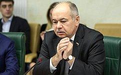 Россия заинтересована встабилизации иукреплении государственности Ливии— И.Умаханов